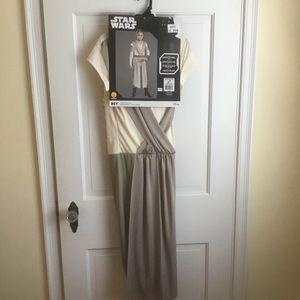 Rubie's Costumes - Girls Star Wars Force Awakens Rey Costume New